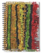 Fancy Towers Spiral Notebook