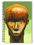 Fang Figure Spiral Notebook