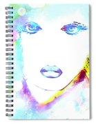 Fanny  Spiral Notebook
