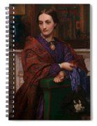 Fanny Waugh Hunt Spiral Notebook