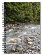 Fantail Falls Spiral Notebook