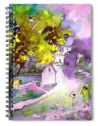 Fantaquarelle 06 Spiral Notebook