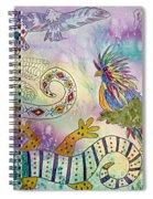 Fantasia Fantasy Spiral Notebook