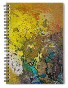Fantaspray 13 1 Spiral Notebook