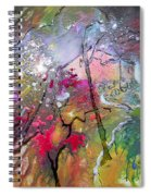 Fantaspray 19 1 Spiral Notebook