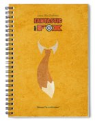 Fantastic Mr. Fox Spiral Notebook