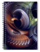 Fantastique Spiral Notebook