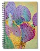 Fantasy Cactus Spiral Notebook