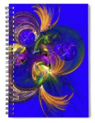 Fantasy Dreams Spiral Notebook