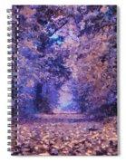 Fantasy Forest Spiral Notebook