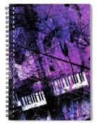 Fantasy In F Minor Spiral Notebook