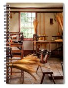 Fantasy - In The Witches Workshop Spiral Notebook