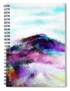 Fantasy Mountain Spiral Notebook