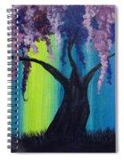 Fantasy Tree Spiral Notebook