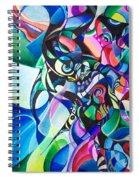 Fantasy Spiral Notebook