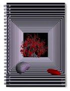Far Away Spiral Notebook