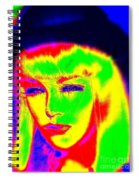 Far Out Felice Spiral Notebook