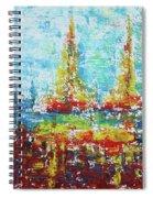 Faraway/sold Spiral Notebook