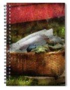 Farm - Laundry  Spiral Notebook