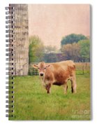 Farm Dreamscape Spiral Notebook