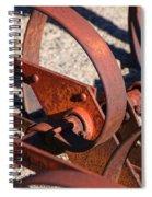 Farm Equipment 4 Spiral Notebook