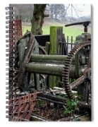 Farm Equipment  Spiral Notebook