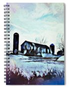 Farm Fantasy Spiral Notebook