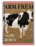 Farm Fresh-jp2381 Spiral Notebook