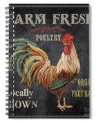 Farm Fresh-jp2634 Spiral Notebook