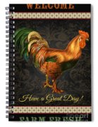 Farm Fresh-jp2789 Spiral Notebook