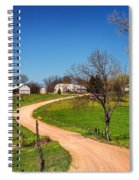 Farm In Gasconade County Mo_dsc4116 Spiral Notebook