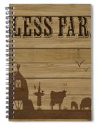 Farm Life-jp3219 Spiral Notebook