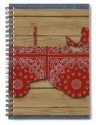 Farm Life-jp3230 Spiral Notebook