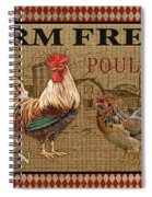Farm Life-jp3238 Spiral Notebook