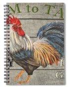 Farm Life-jp3239 Spiral Notebook
