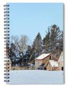 Farm On Echo Avenue Spiral Notebook