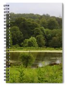 Farm Pond Spiral Notebook