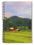 Farm, Washington County Spiral Notebook
