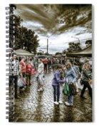 Farmer's Market 2 Spiral Notebook