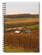 Farming In The Valley Spiral Notebook