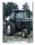 Farming John Deere 4430 Pa 01 Spiral Notebook