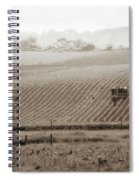 Farmland In Lancaster Pa Spiral Notebook