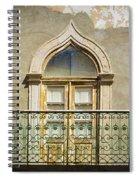 Faro Balcony Spiral Notebook