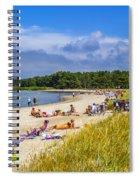 Faro Beach Spiral Notebook