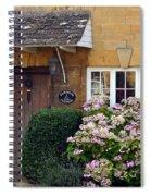 Farthing Cottage Spiral Notebook