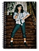 Fashion And Style Spiral Notebook