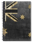 Fashion Flag Australia Spiral Notebook
