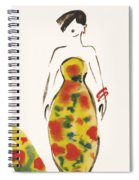 Fashion Iv Spiral Notebook