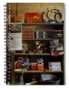 Fast Releif Spiral Notebook