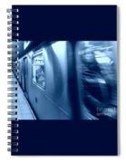 Fast Track  Spiral Notebook